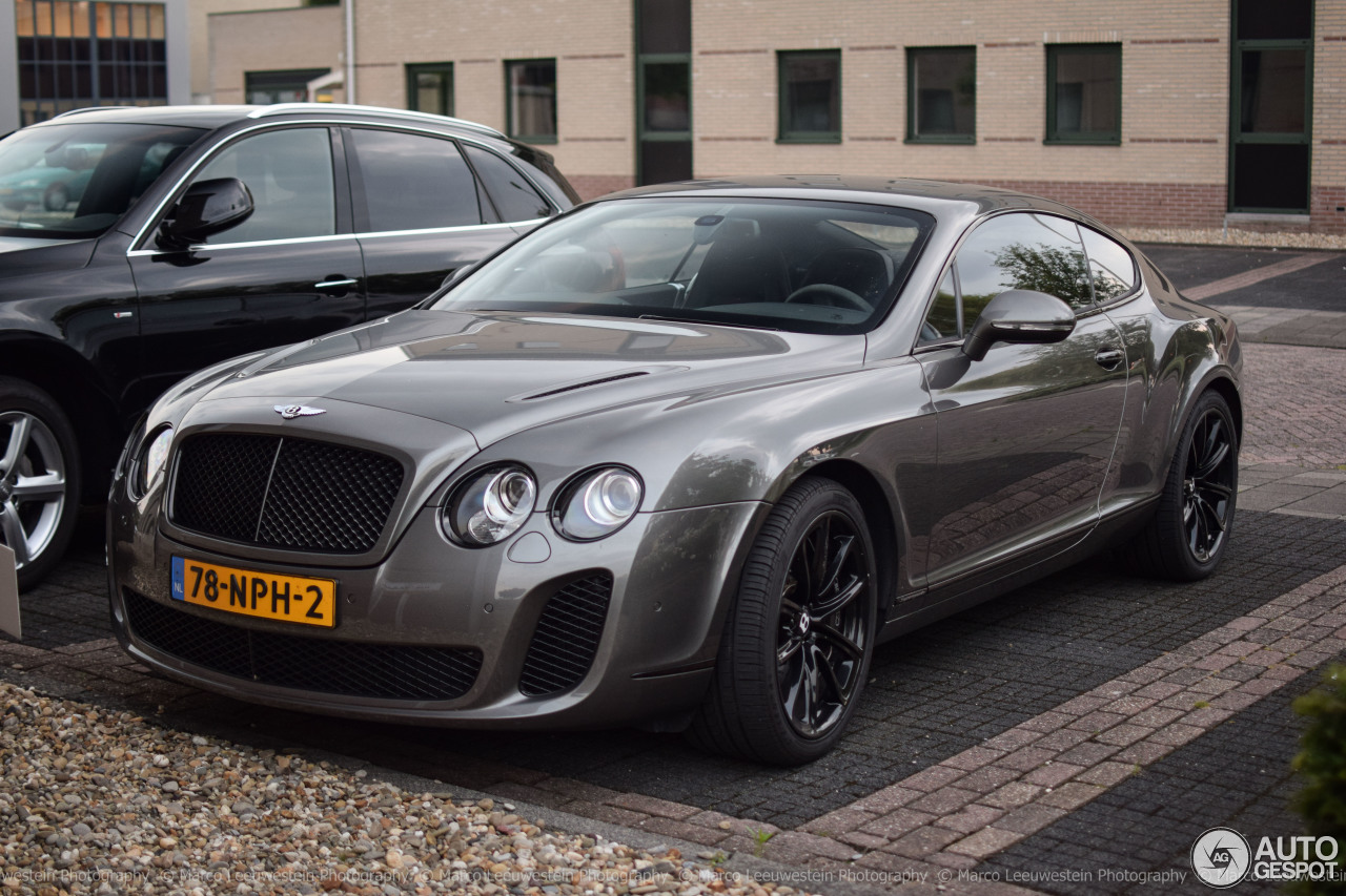 bentley continental supersports coup 4 july 2016 autogespot. Cars Review. Best American Auto & Cars Review