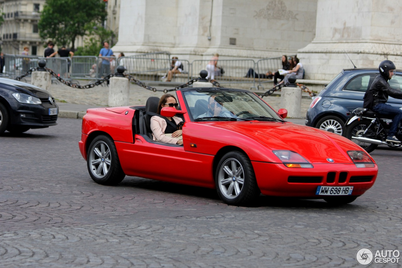 Bmw Z1 4 July 2016 Autogespot