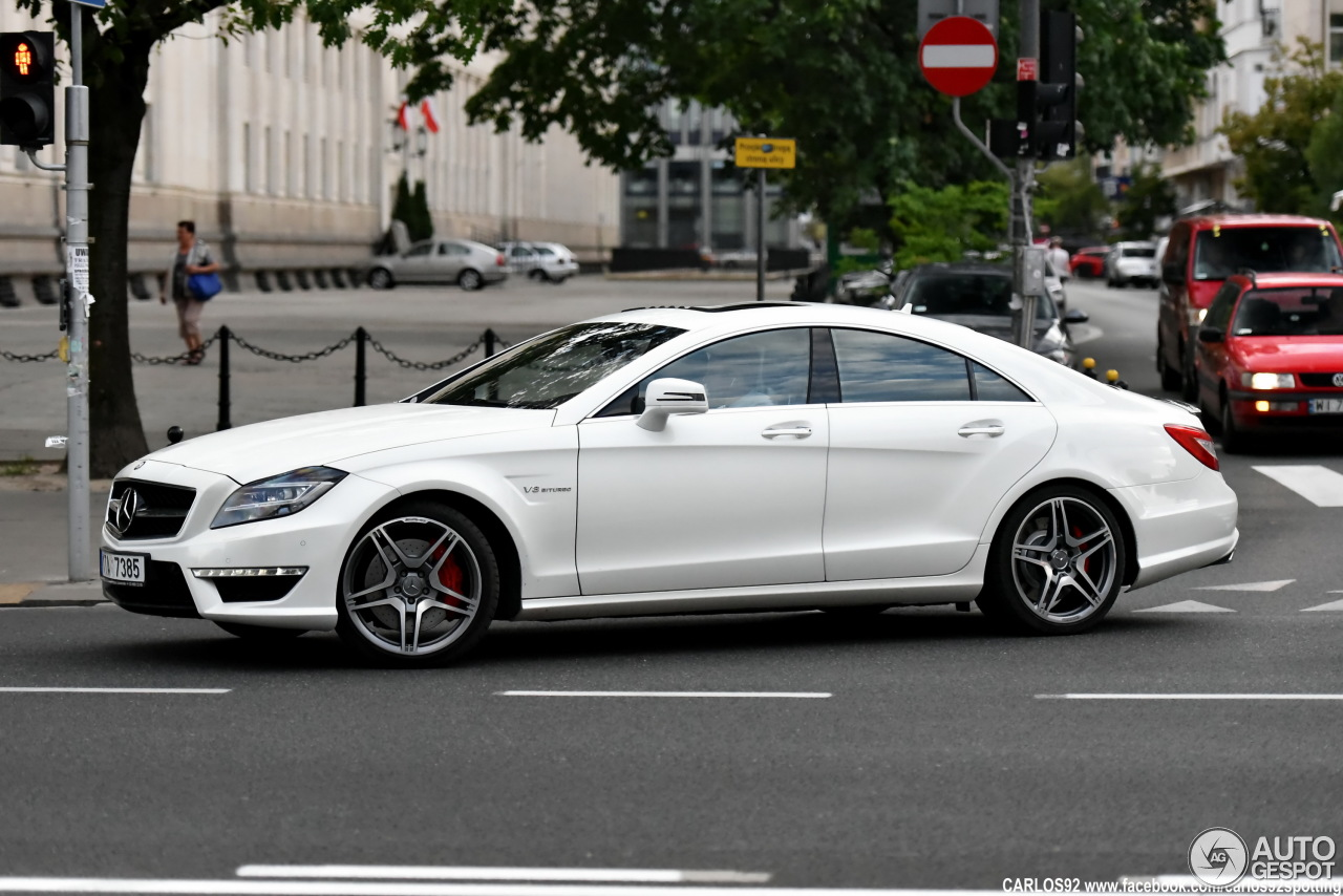 mercedes benz cls 63 amg c218 4 2016 autogespot. Black Bedroom Furniture Sets. Home Design Ideas