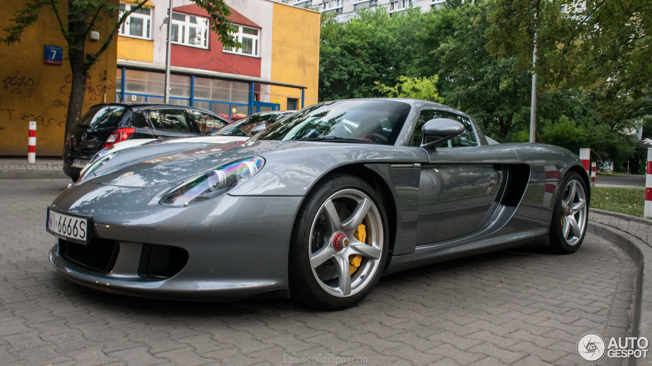 porsche carrera gt 5 july 2016 autogespot. Black Bedroom Furniture Sets. Home Design Ideas