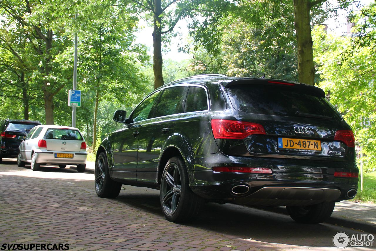 Audi Q7 V12 Tdi 6 July 2016 Autogespot