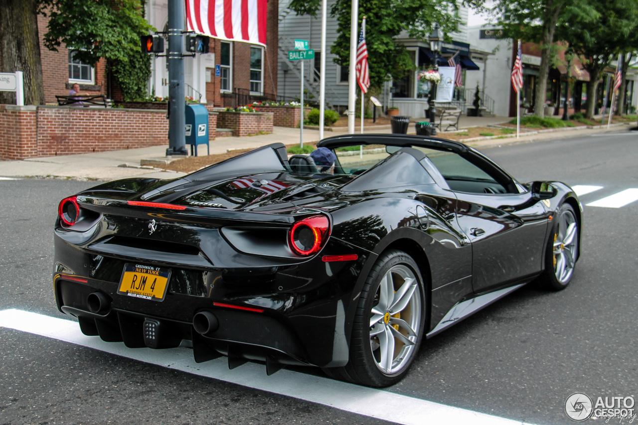Ferrari 488 Spider 6 July 2016 Autogespot