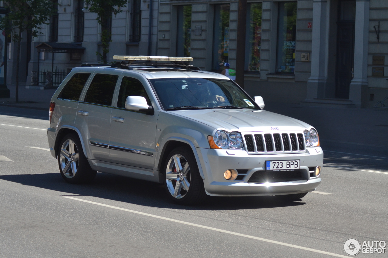 jeep grand cherokee srt 8 2005 6 july 2016 autogespot. Cars Review. Best American Auto & Cars Review