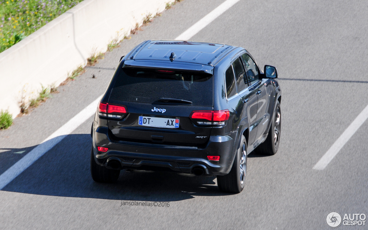 jeep grand cherokee srt 8 2013 6 july 2016 autogespot. Cars Review. Best American Auto & Cars Review