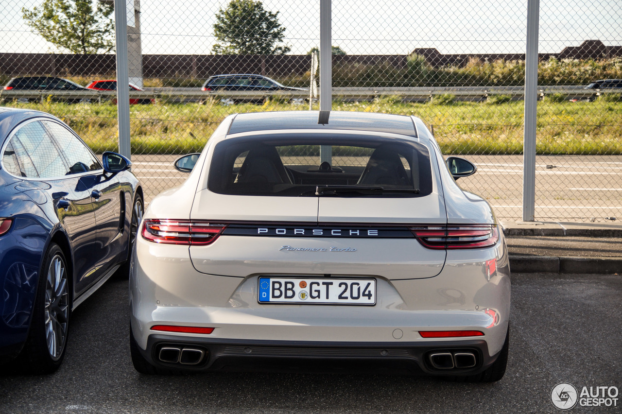 Porsche 971 Panamera Turbo  6 July 2016  Autogespot