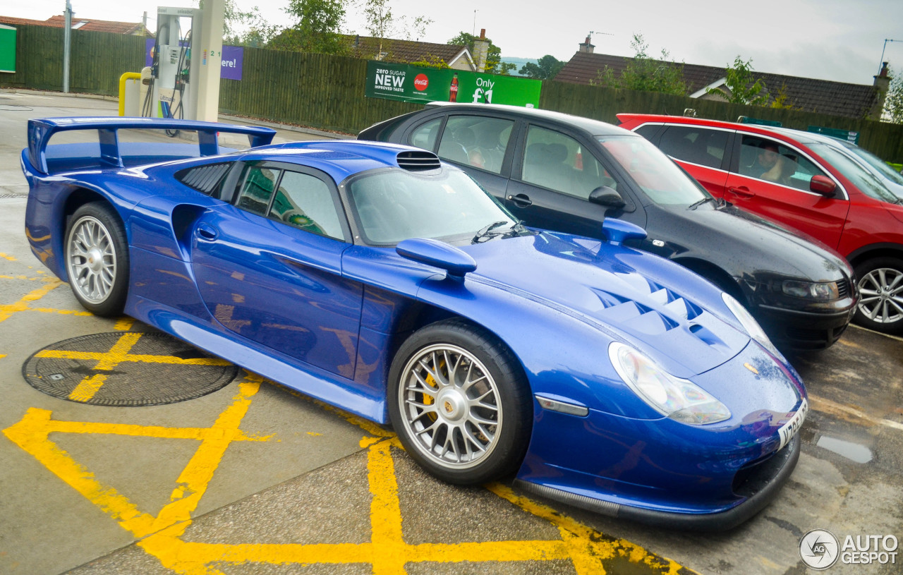 Porsche 996 Gt1 9 July 2016 Autogespot