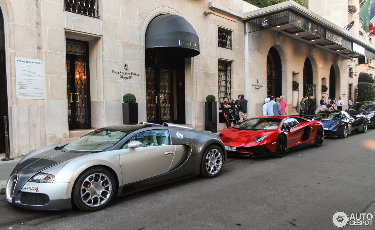 Bugatti Veyron 16 4 Grand Sport 10 July 2016 Autogespot