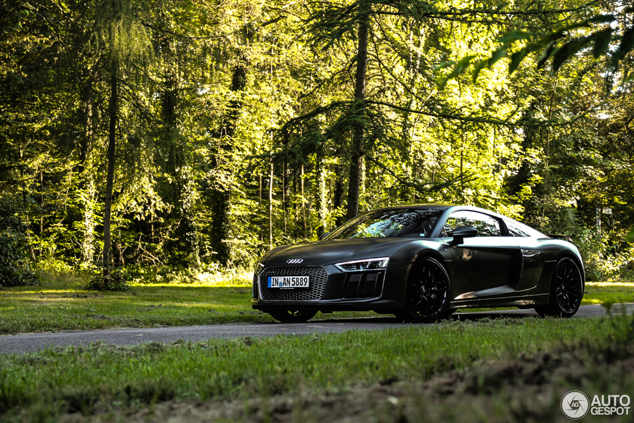 Audi R8 V10 Plus 2015 11 Juli 2016 Autogespot