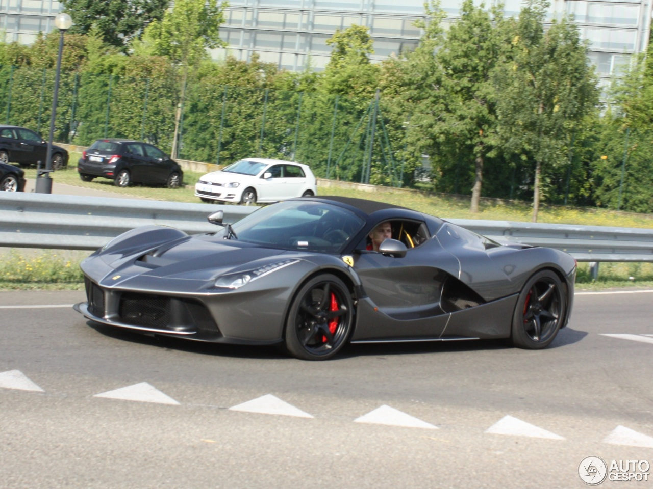 Ferrari Laferrari Aperta 11 July 2016 Autogespot