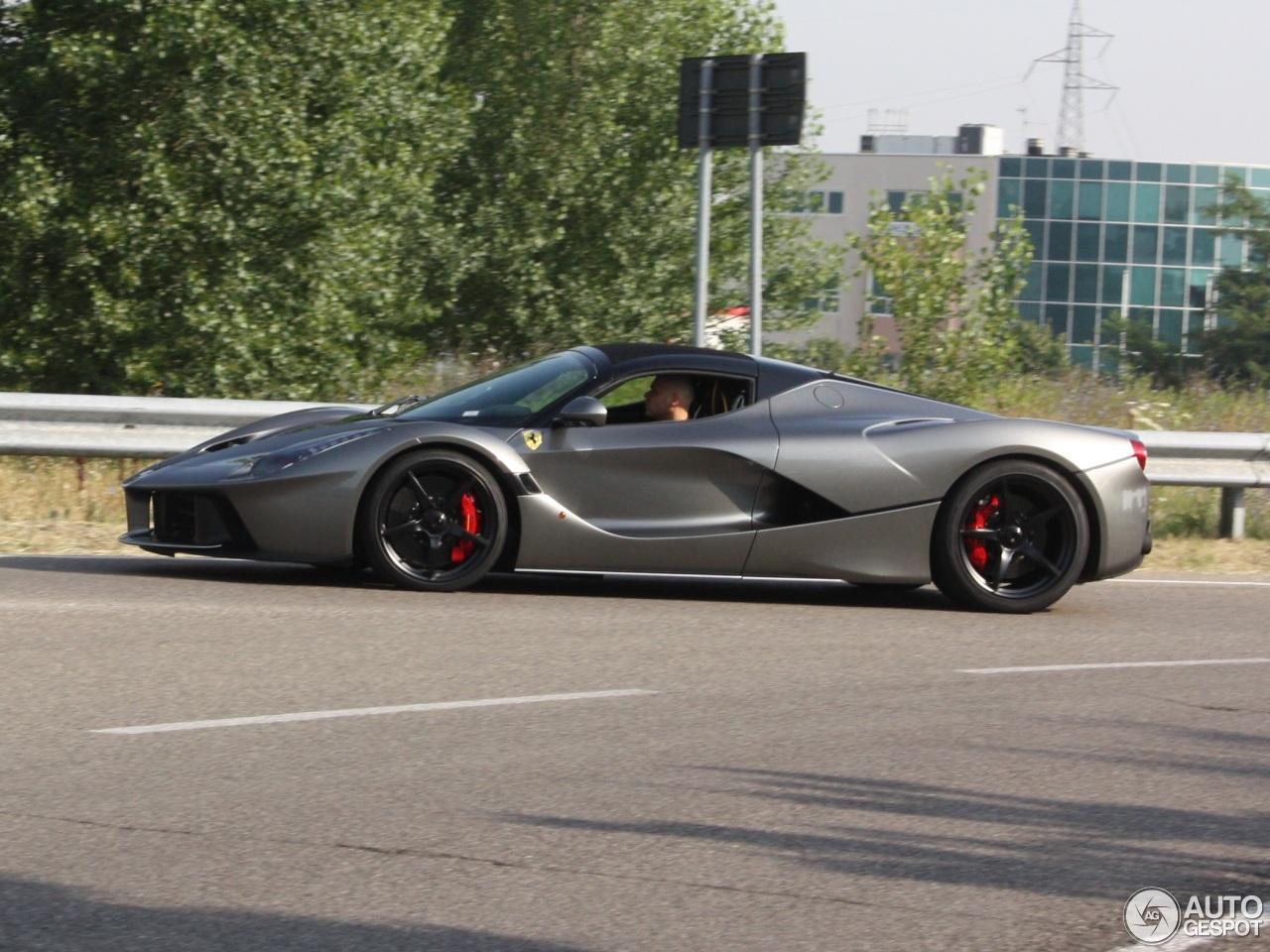Ferrari laferrari aperta 11 july 2016 autogespot