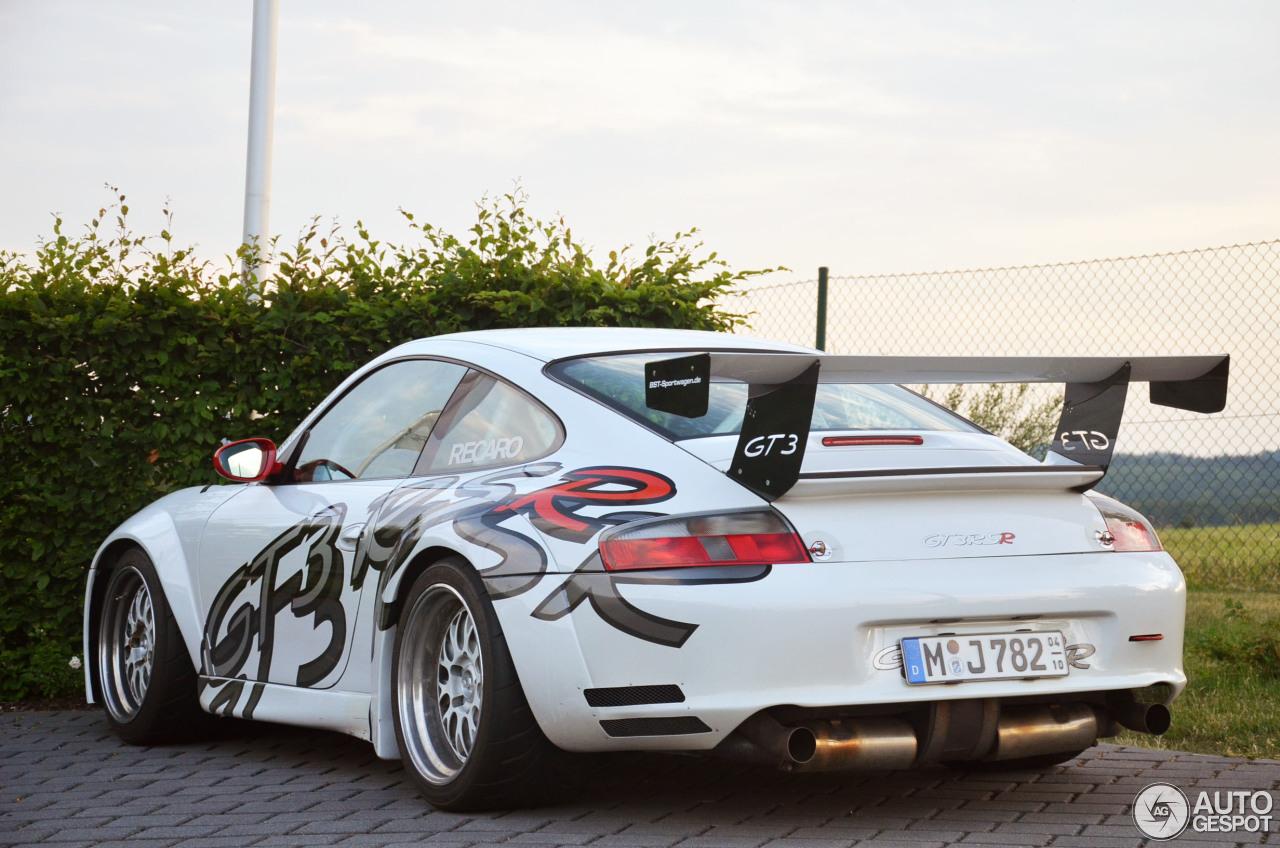 Porsche 996 Gt3 Rsr 12 July 2016 Autogespot