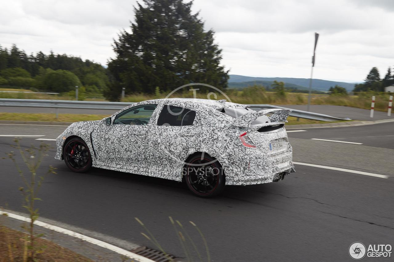 Honda Civic Type R 2017 13 Juli 2016 Autogespot
