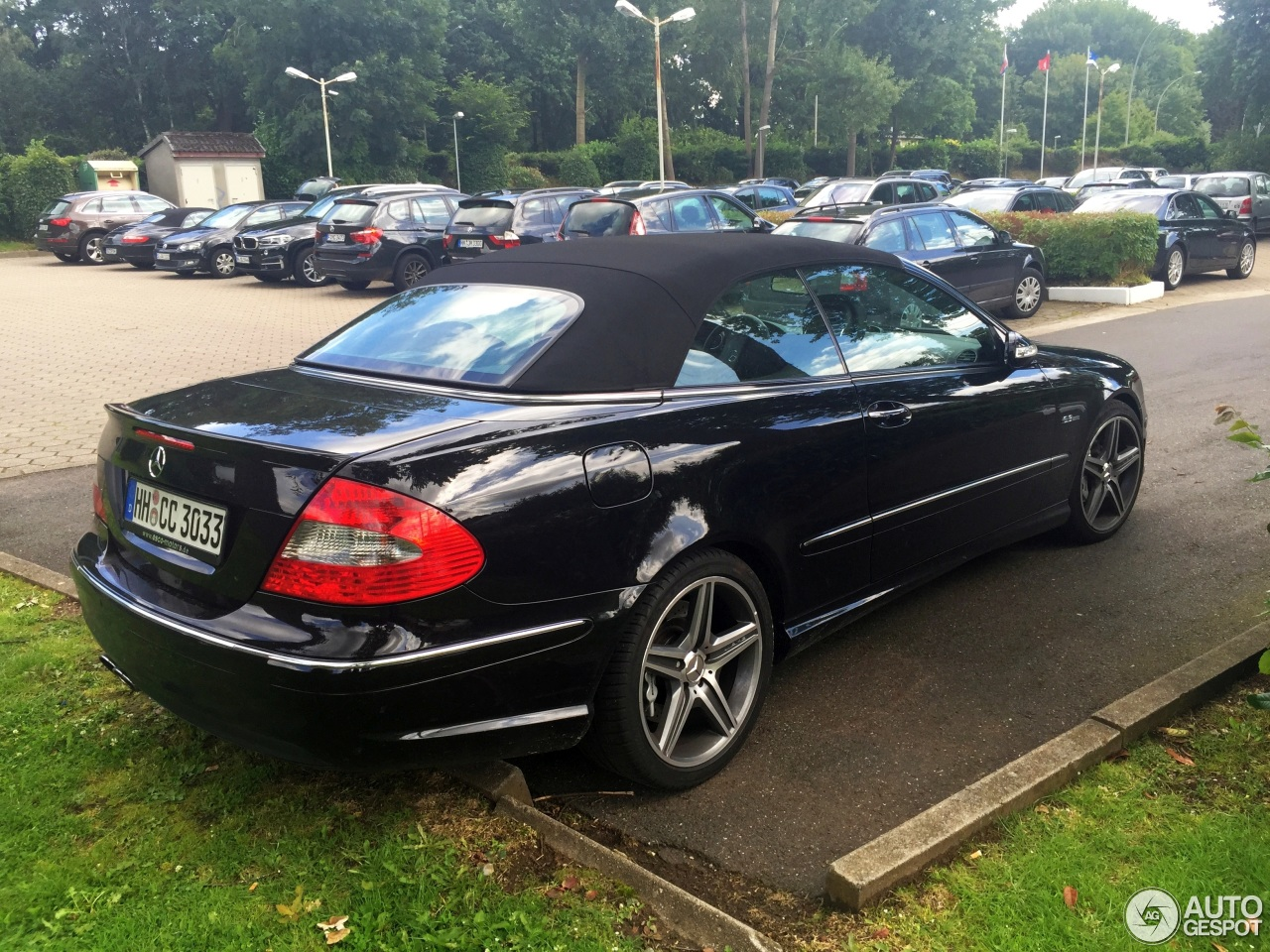 mercedes benz clk 63 amg cabriolet 13 july 2016 autogespot. Black Bedroom Furniture Sets. Home Design Ideas