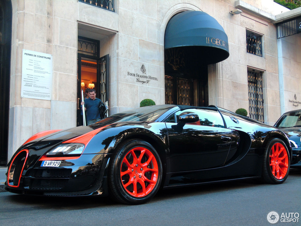 bugatti veyron 16 4 grand sport vitesse world record car edition 14 juillet 2016 autogespot. Black Bedroom Furniture Sets. Home Design Ideas