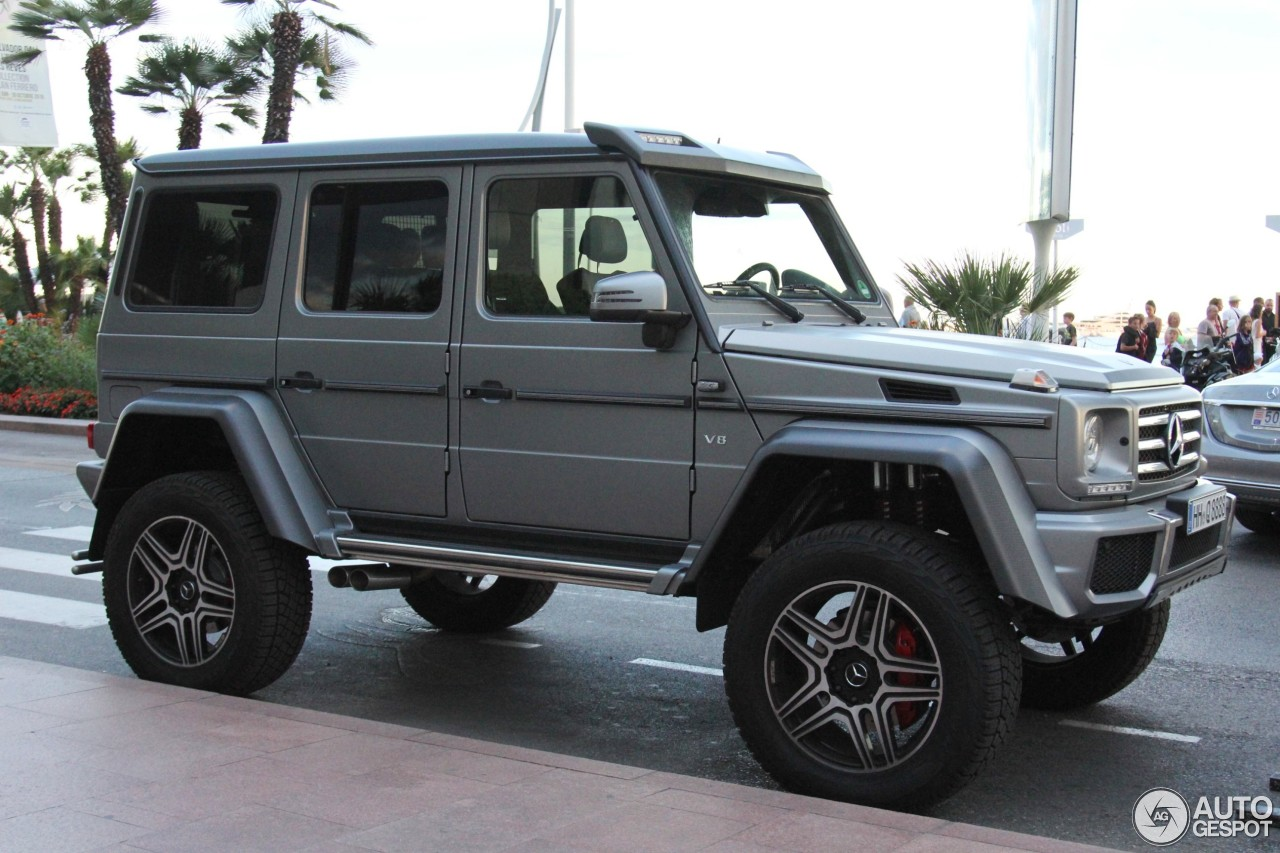 Mercedes benz g 500 4x4 14 lipiec 2016 autogespot for Mercedes benz g 500