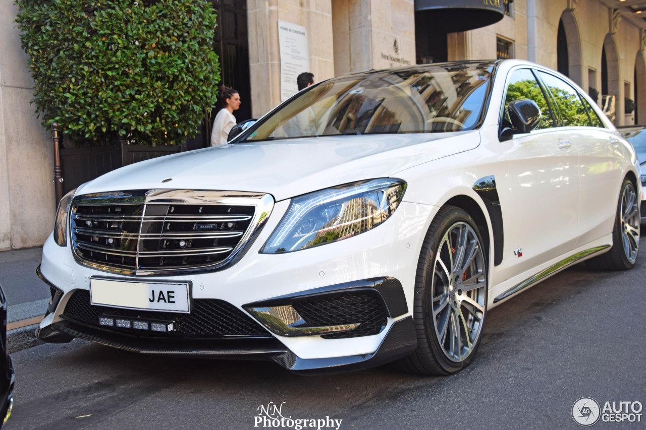Mercedes benz brabus 900 rocket 15 july 2016 autogespot for Mercedes benz brabus price