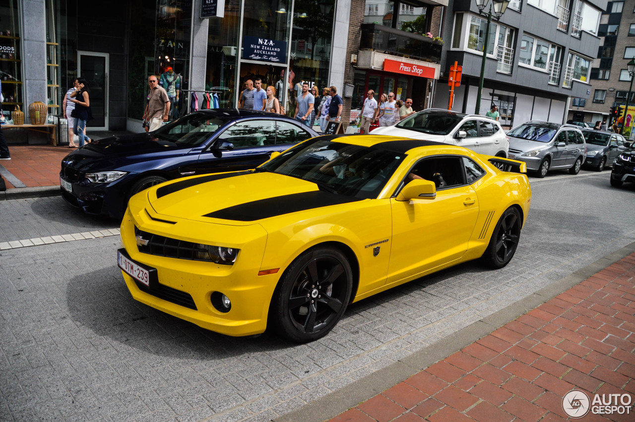 chevrolet camaro ss transformers edition 2012 17 july 2016 autogespot. Black Bedroom Furniture Sets. Home Design Ideas