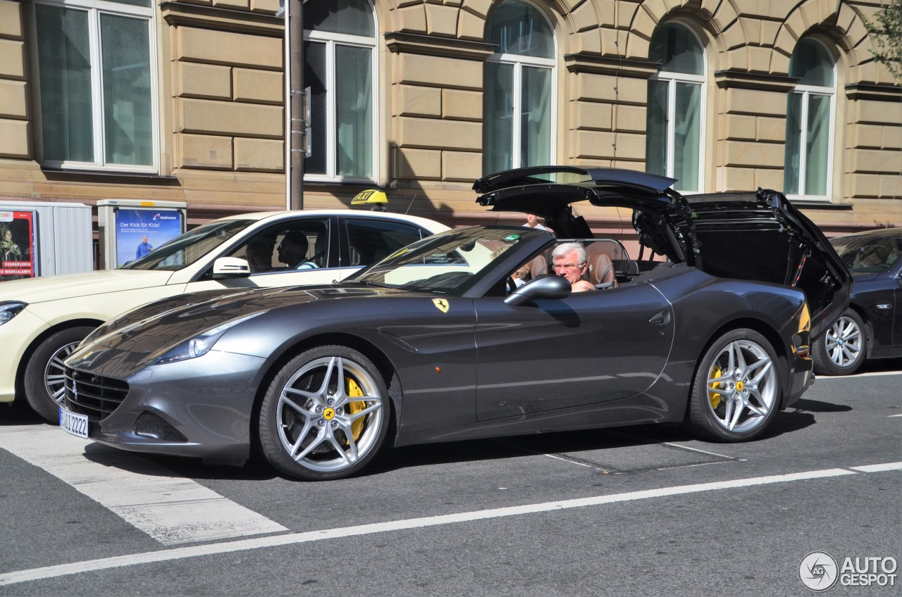 ferrari california t 17 juillet 2016 autogespot. Black Bedroom Furniture Sets. Home Design Ideas