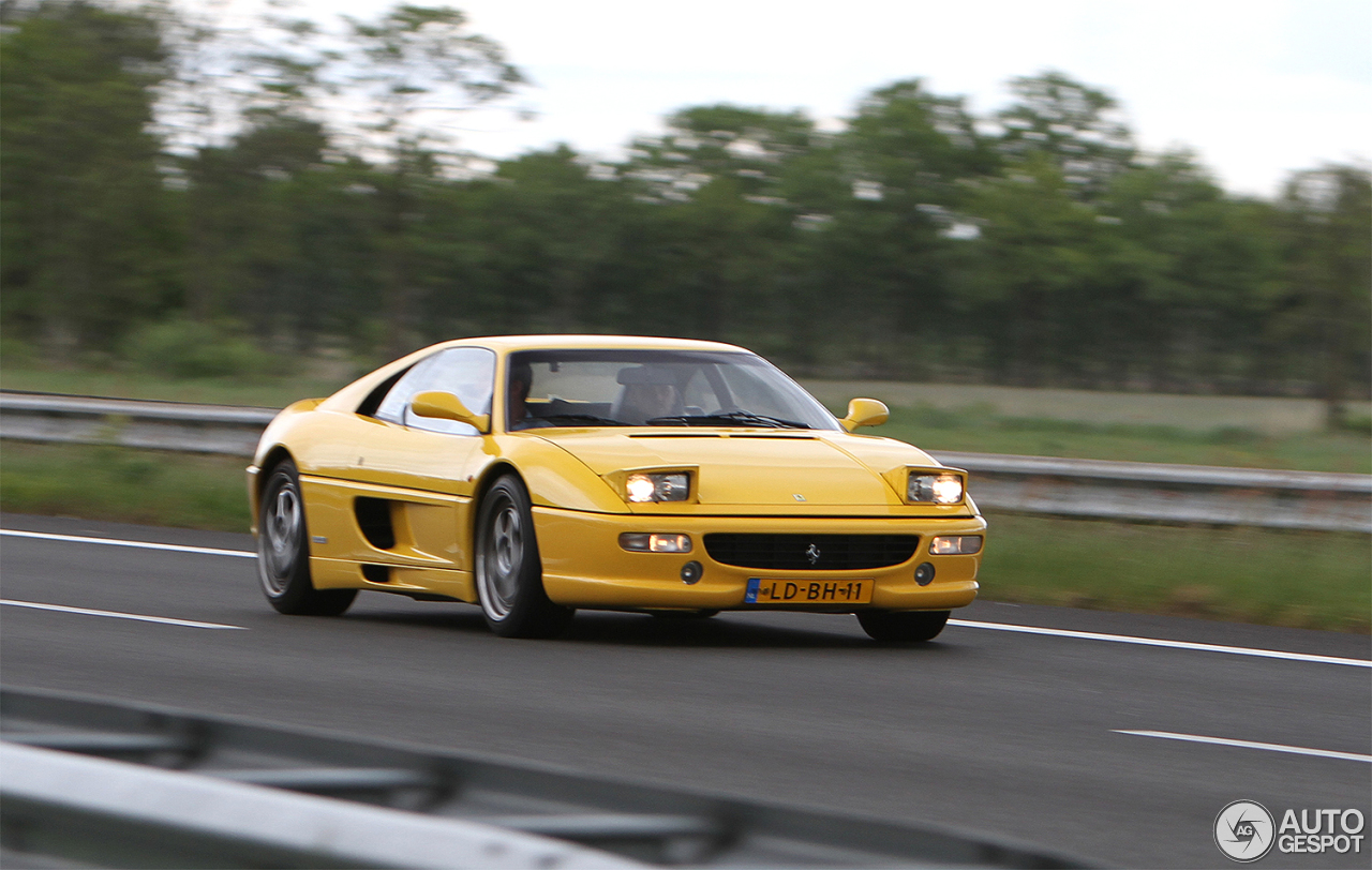 ferrari f355 berlinetta 17 july 2016 autogespot. Cars Review. Best American Auto & Cars Review