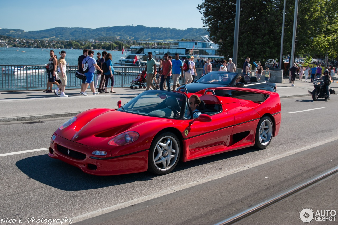 Ferrari F50  17 July 2016  Autogespot