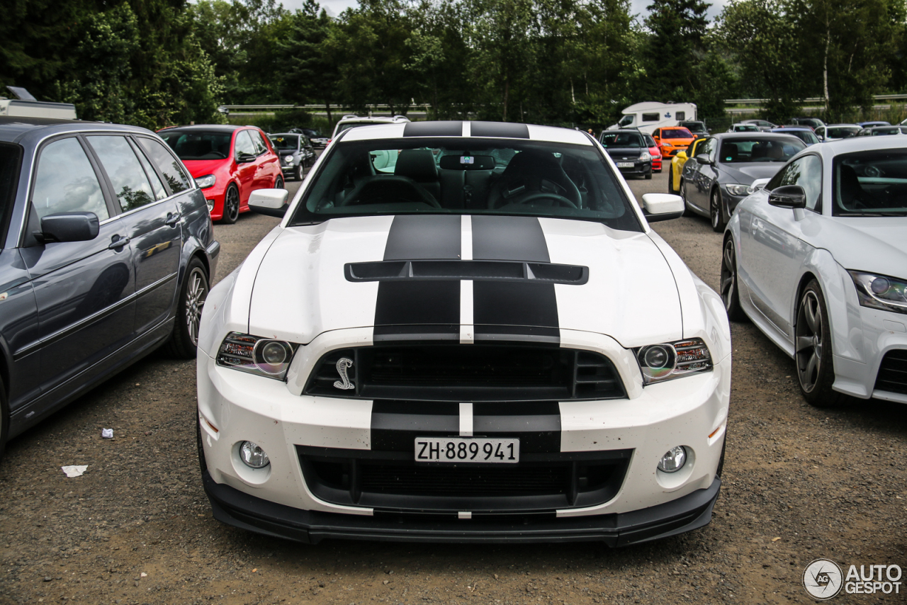 3 i ford mustang shelby gt500 2013 3