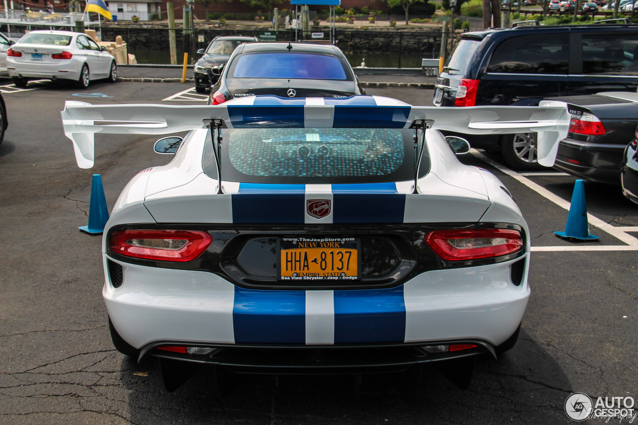 Popular SRT 2016 Viper ACR Extreme  17 July 2016  Autogespot