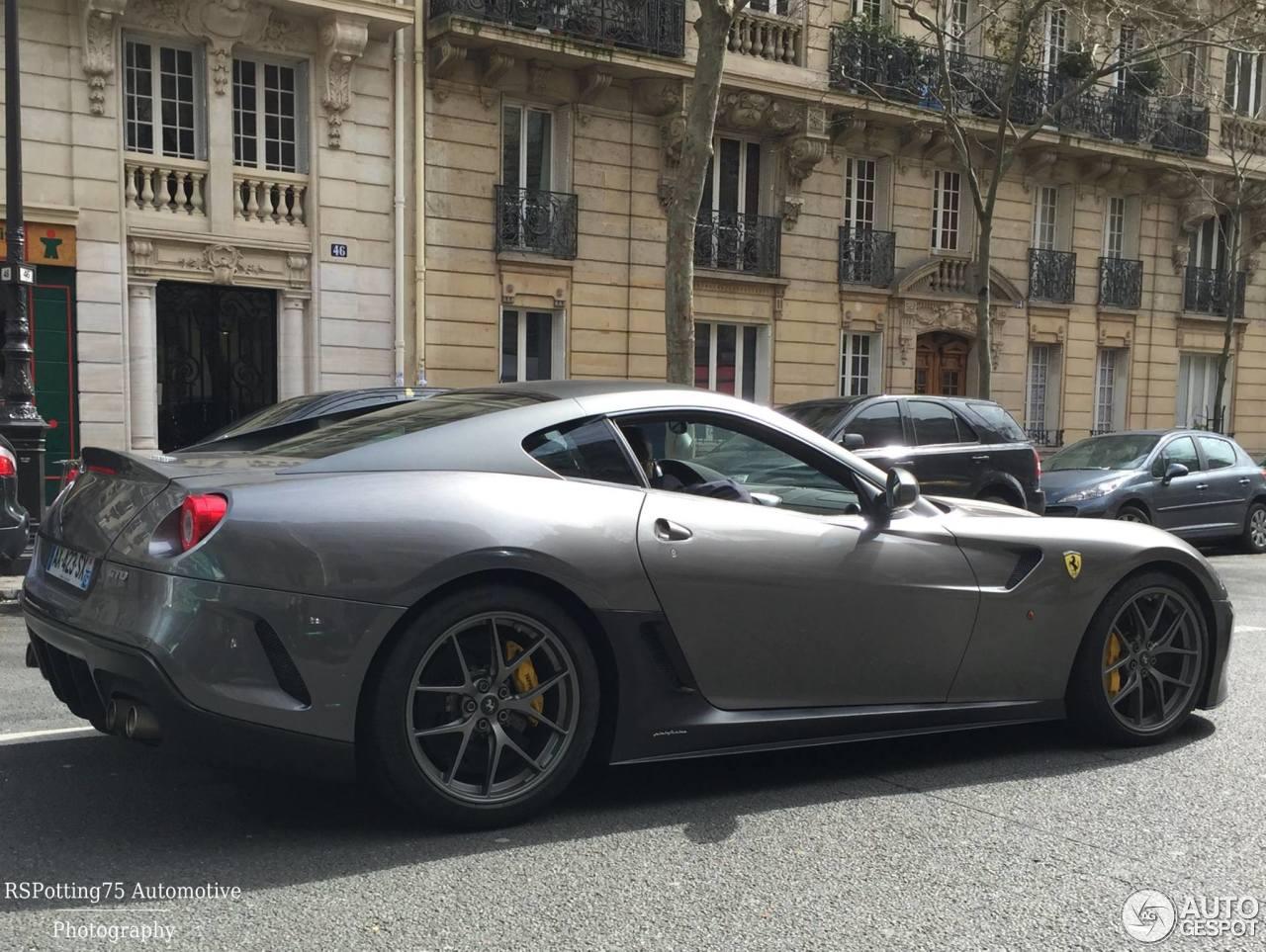 ferrari 599 gto matte black price - Matte Black Ferrari 599
