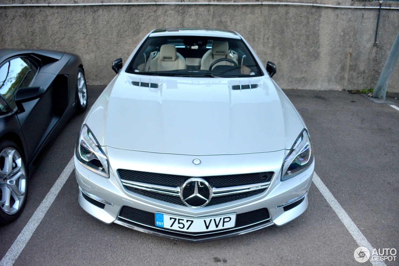 Mercedes benz sl 65 amg r231 18 july 2016 autogespot for Mercedes benz 530 sl price