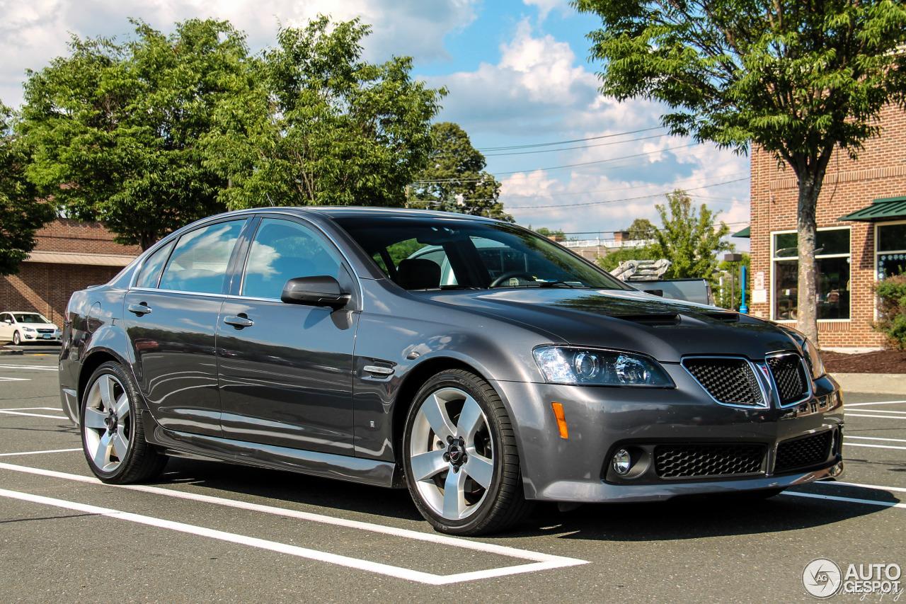 Pontiac G8 Gt 18 July 2016 Autogespot