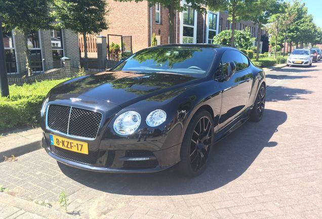 Bentley Mansory Continental GT V8