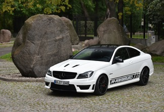 Mercedes-Benz PP Performance C 63 AMG Coupé Edition 507