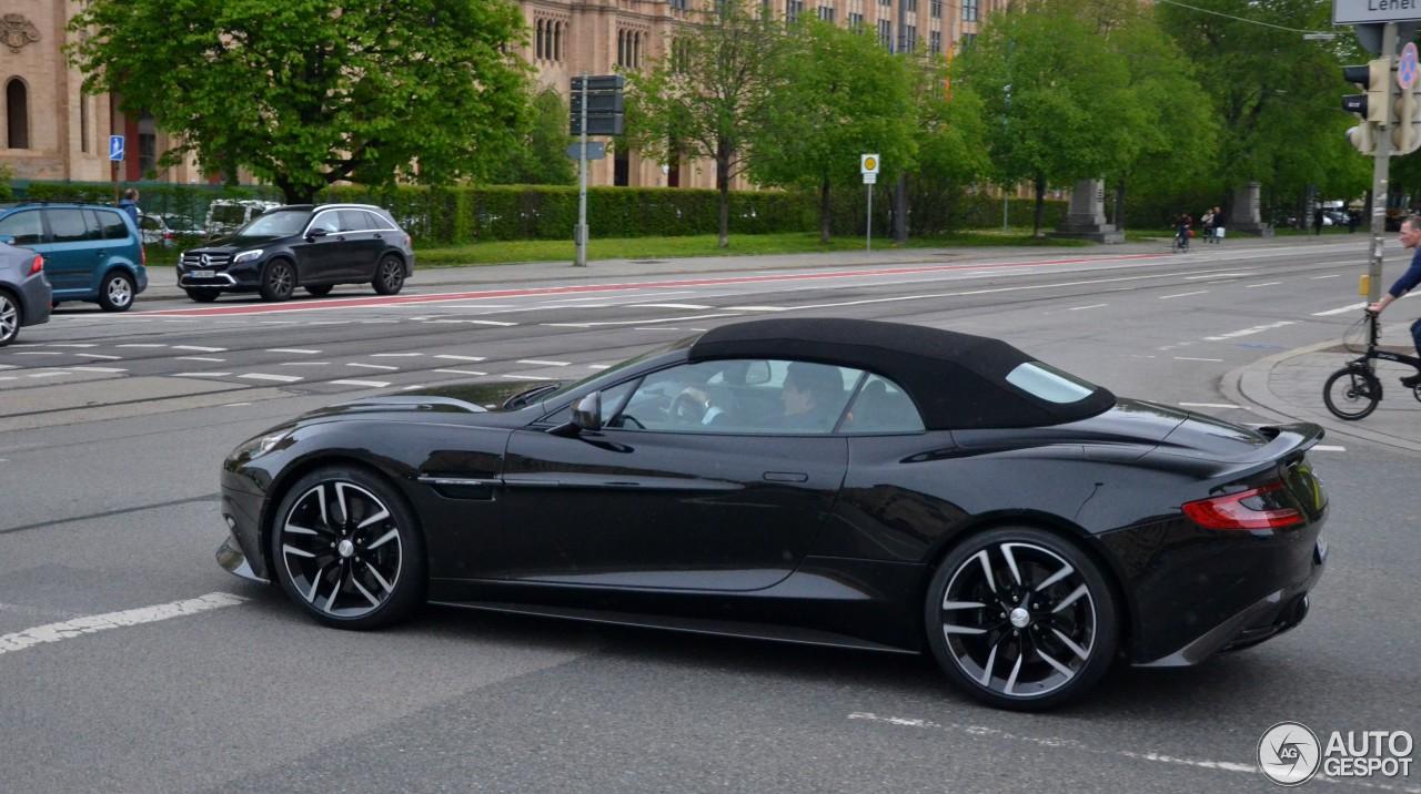 2015 aston martin vanquish black. 9 i aston martin vanquish volante 2015 carbon black edition