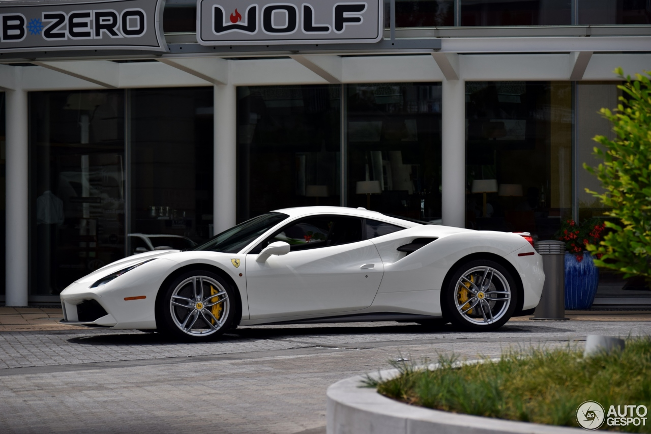 Ferrari 488 Gtb 19 July 2016 Autogespot