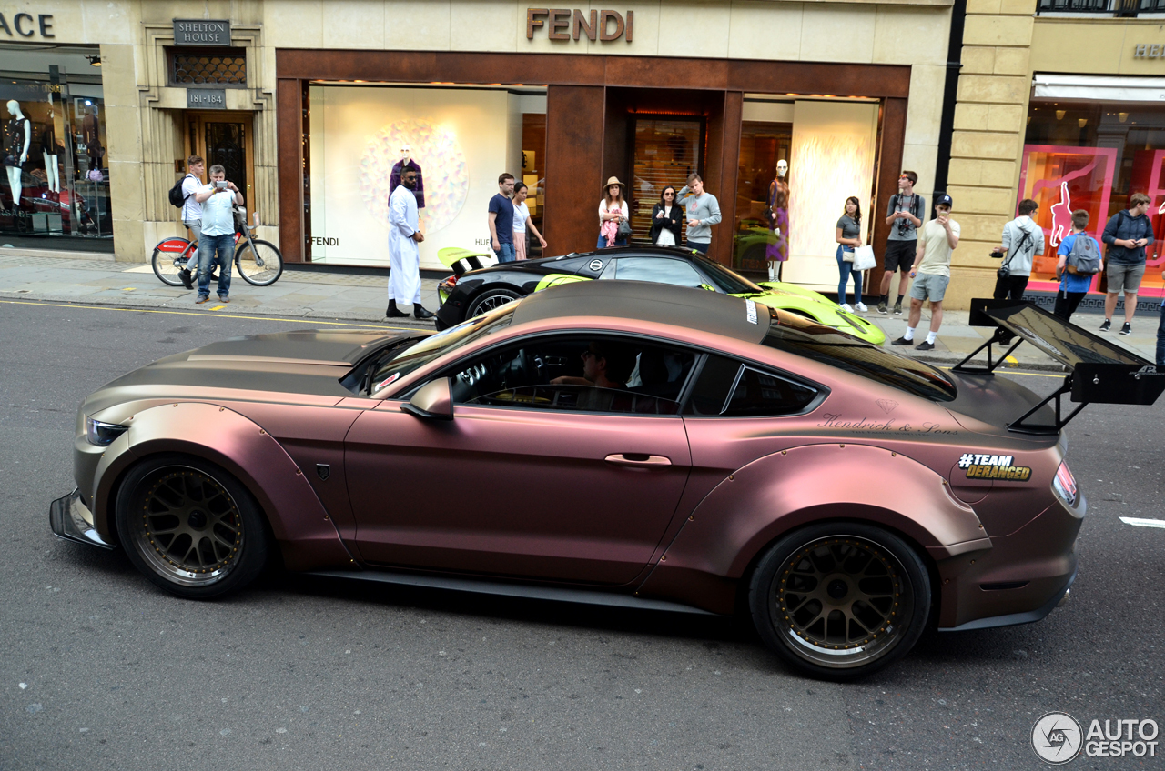 Ford Mustang GT 2015 Deranged Widebody Supercharged - 19 July 2020 ...