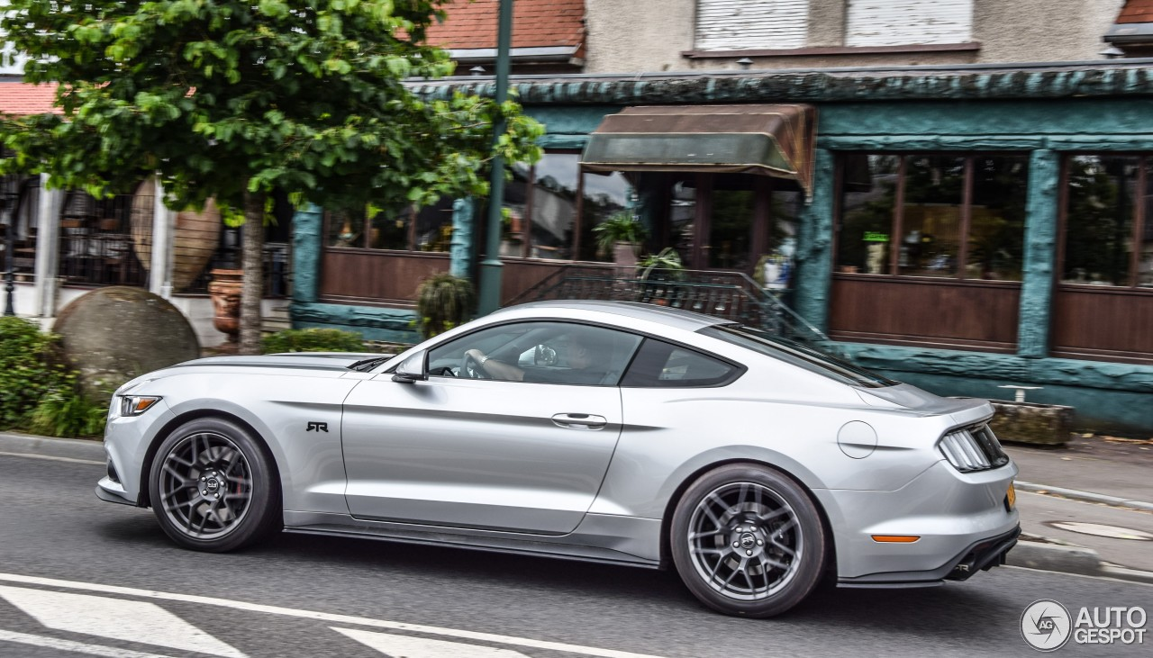 Ford Mustang Rtr 2015 19 July 2016 Autogespot