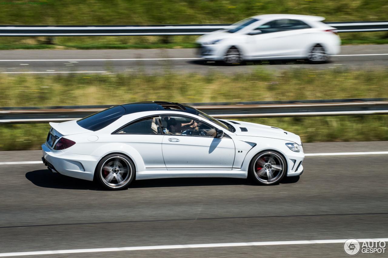 Mercedes Benz Prior Design Cl 63 Amg V2 Widebody 19 July
