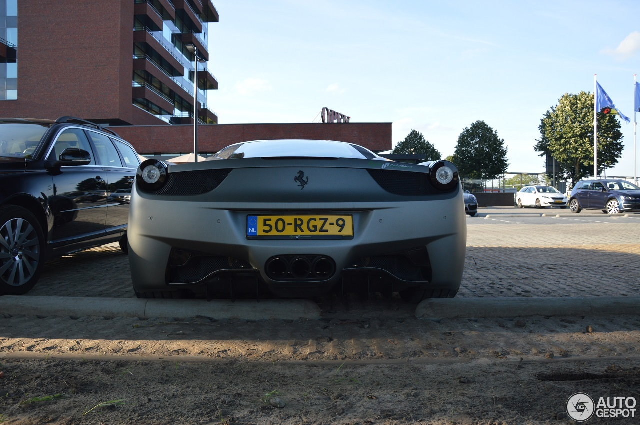 Ferrari 458 Italia Edo Competition 20 July 2016 Autogespot