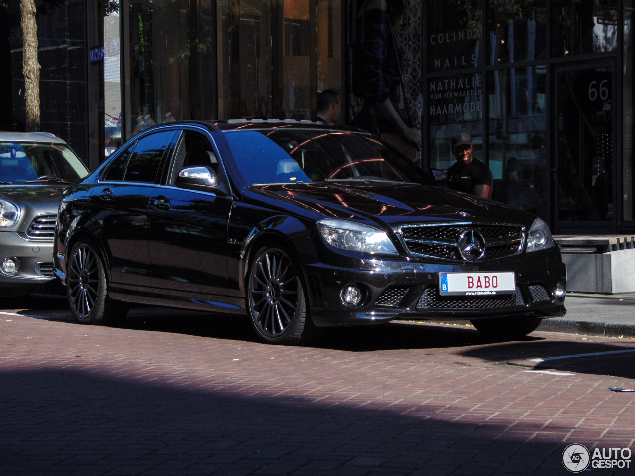 Mercedes Benz C 63 AMG W204 20 Juli 2016 Autogespot