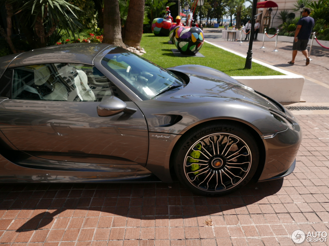 porsche 918 spyder 20 juli 2016 autogespot. Black Bedroom Furniture Sets. Home Design Ideas