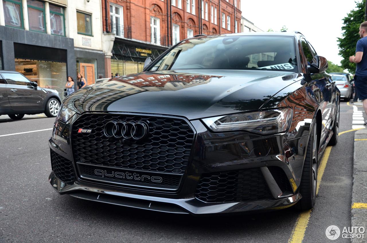 Audi RS Avant C July Autogespot - Audi rs6