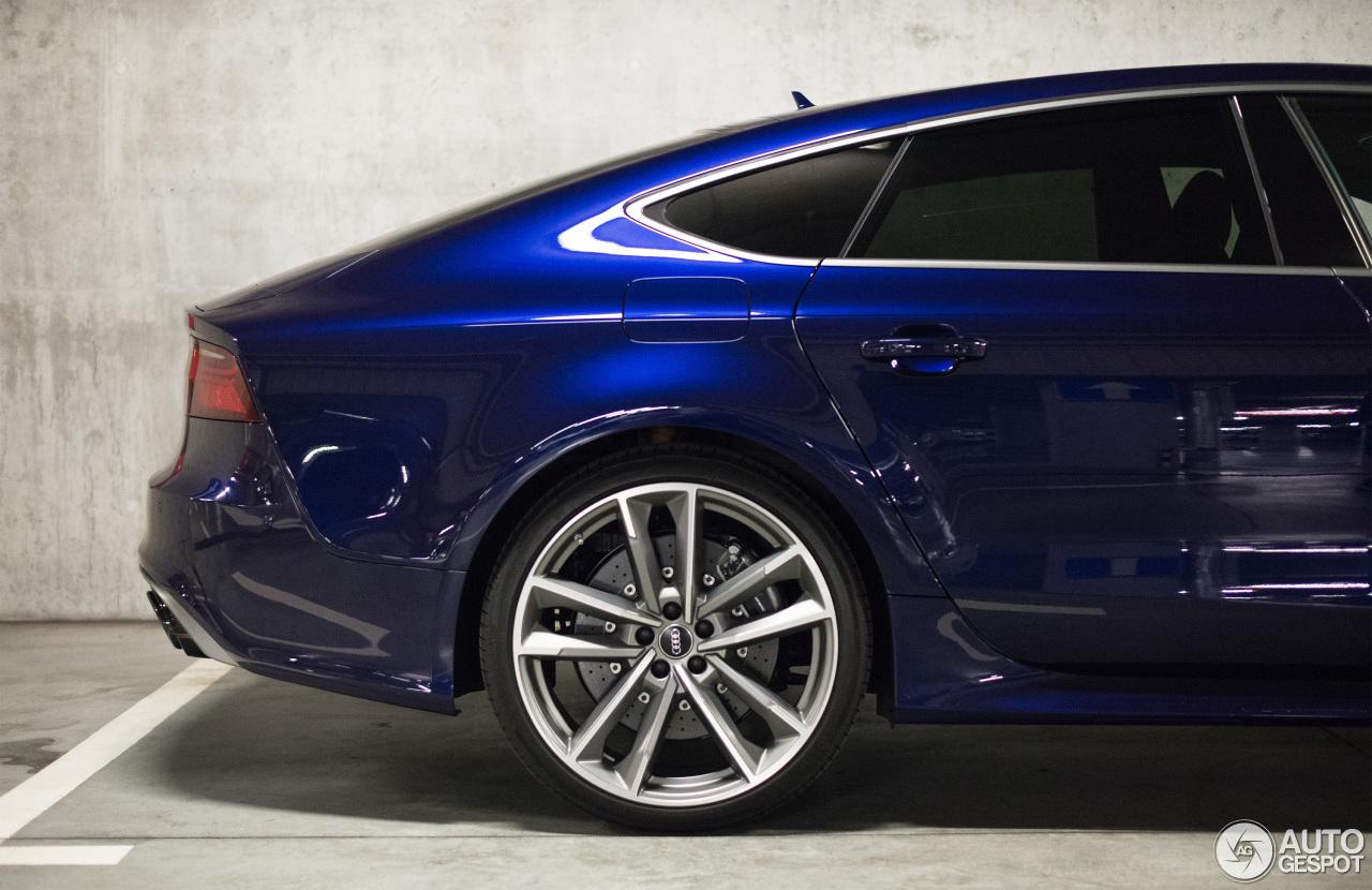 Audi Rs7 Sportback 2015 Performance 21 July 2016