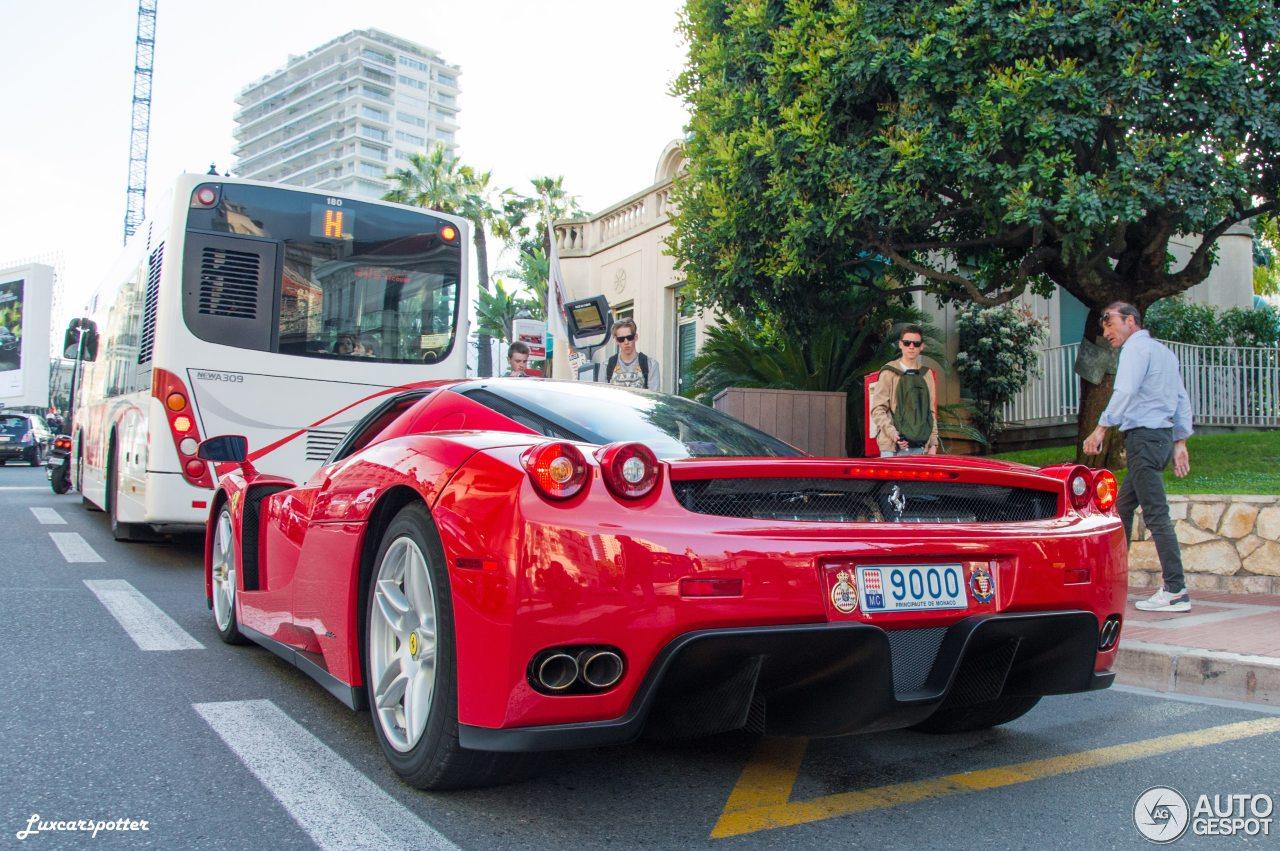 Ferrari enzo ferrari 21 july 2016 autogespot 1 i ferrari enzo ferrari 1 vanachro Image collections