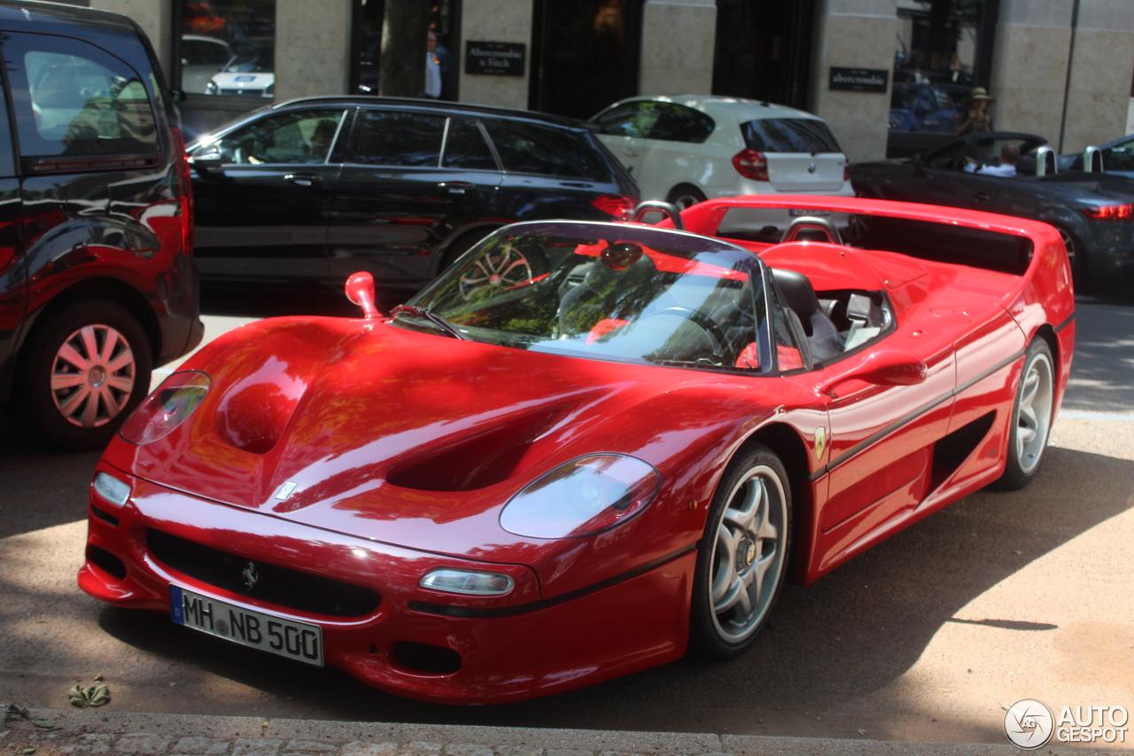 Ferrari F50 For Sale >> Ferrari F50 - 21 July 2016 - Autogespot