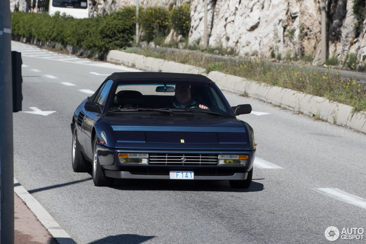ferrari mondial t cabriolet 21 july 2016 autogespot. Black Bedroom Furniture Sets. Home Design Ideas