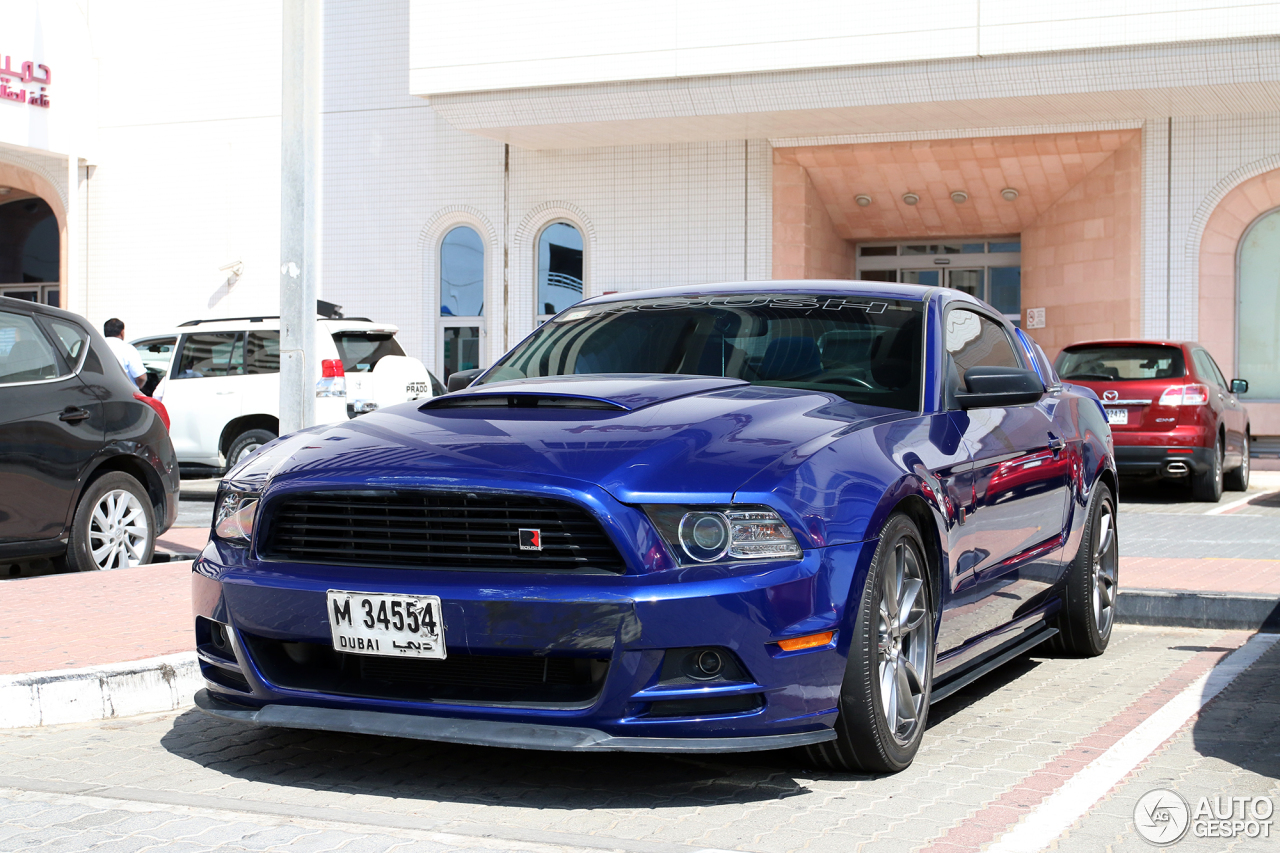 ford mustang roush stage 3 2013 21 july 2016 autogespot. Black Bedroom Furniture Sets. Home Design Ideas