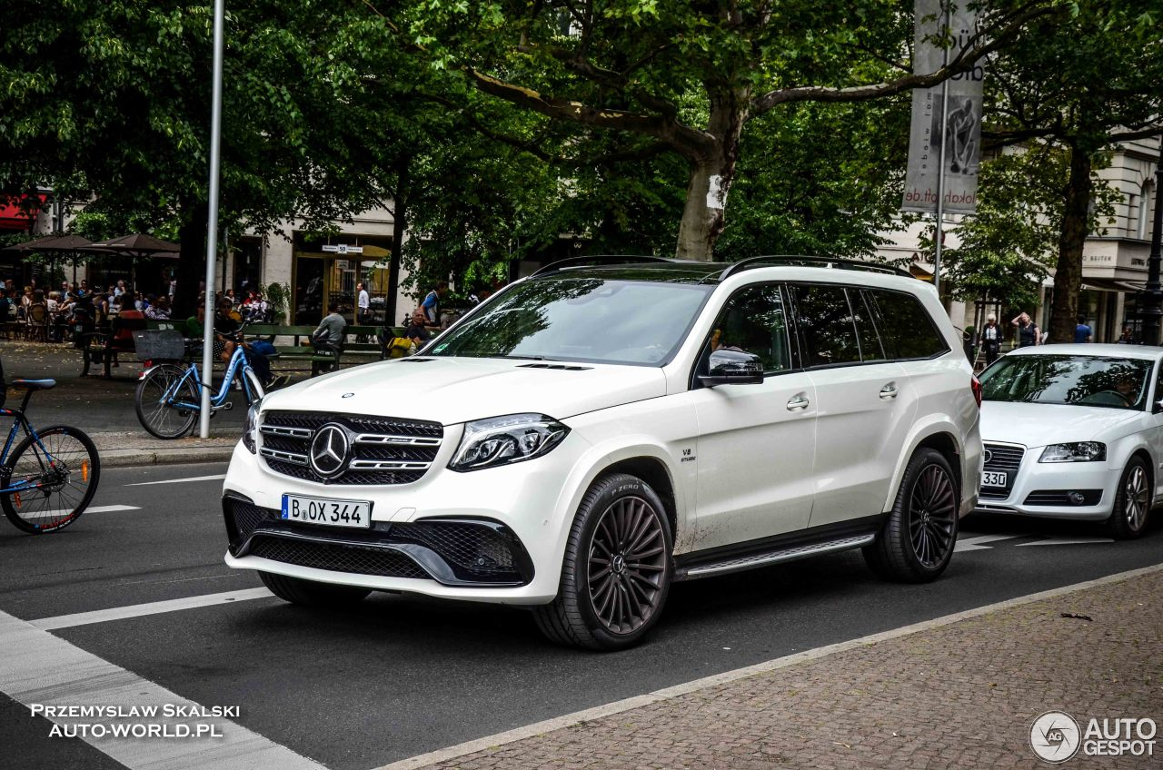 Highest Price Car In The World >> Mercedes-AMG GLS 63 - 21 July 2016 - Autogespot