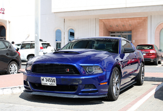 Ford Mustang Roush Stage 3 2013