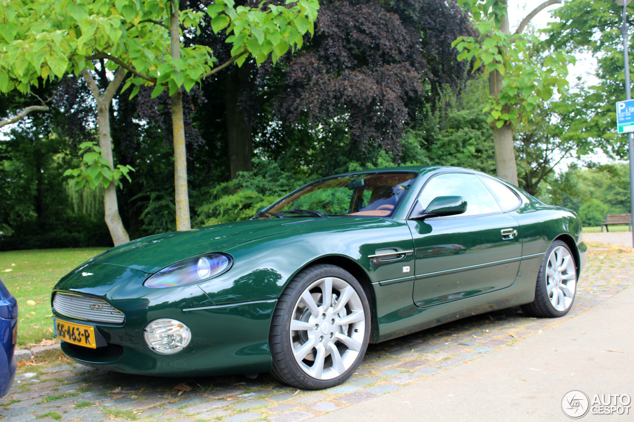 aston martin db7 gta 22 july 2016 autogespot