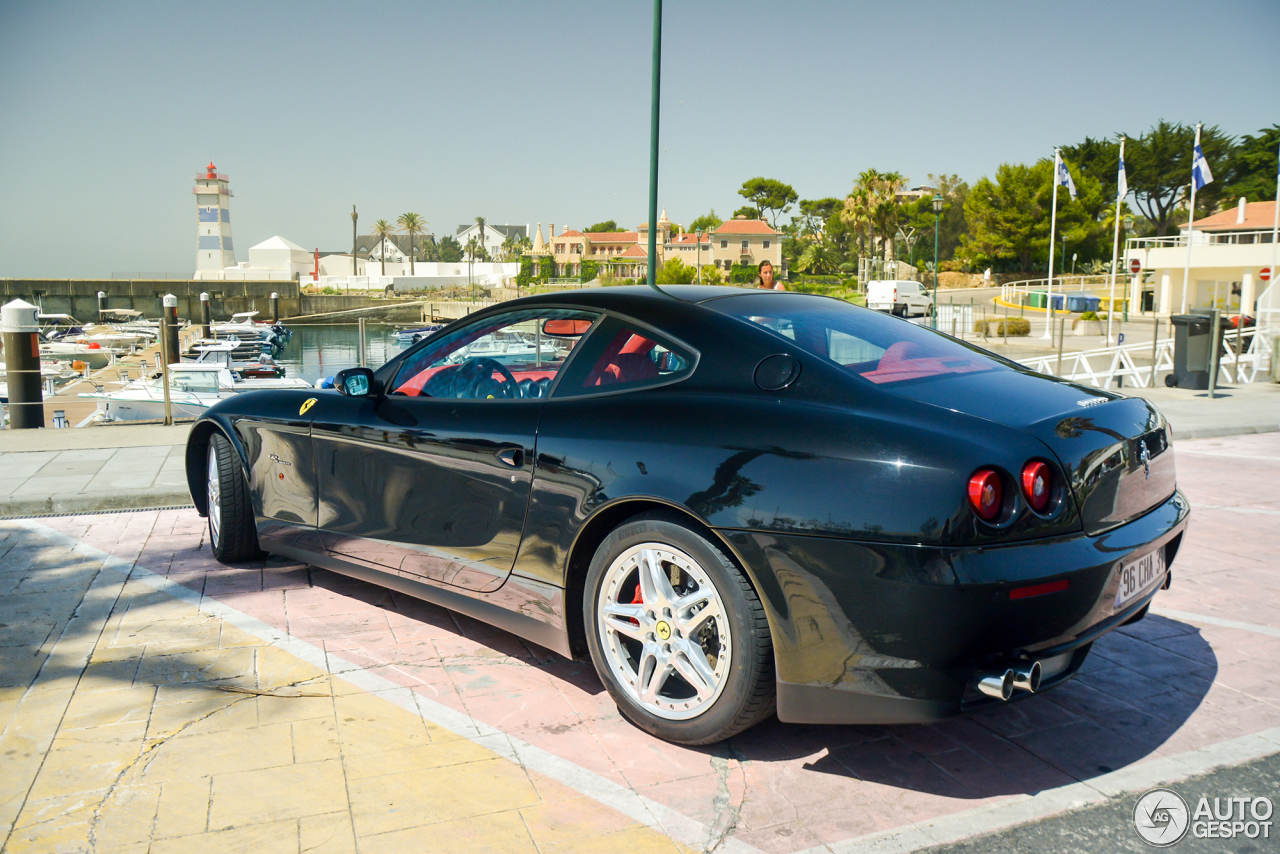 ferrari 612 scaglietti 22 july 2016 autogespot. Black Bedroom Furniture Sets. Home Design Ideas