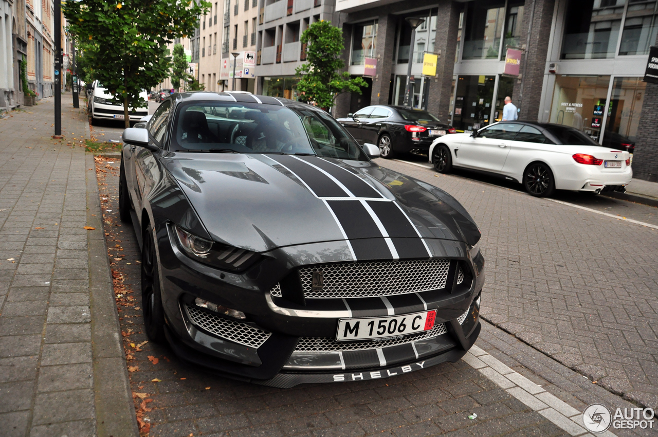 Ford mustang shelby gt 350 2015 22 july 2016 autogespot